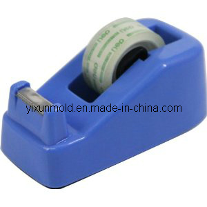 Office Statonery Fancy Desktop Plastic Tape Dispenser Cover Mould pictures & photos