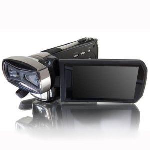 "3.2"" TFT LCD 16MP Dual Camera 3D Video Camcorder DVR"