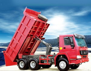 Sinotruk Dumper Truck of HOWO 6X4 pictures & photos