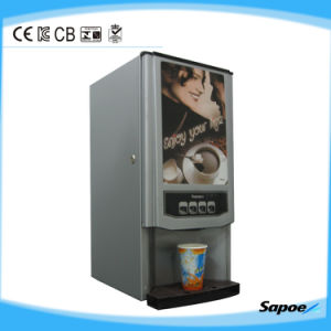Sapoe Auto Hot Beverage Dispenser with CE Approved--Sc-7903m