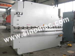 Wc67y-160t/3200 Nc Bending Machine/Hydraulic Press Brake/Sheet Metal Processing Machine pictures & photos