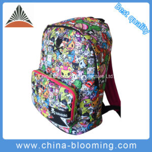 China Supplier Cartoon School Student Waterproof PVC Backpack Bag pictures & photos