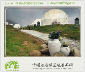 Luxury Dome Tent / Round Tent / Spherical Tent for Resort pictures & photos