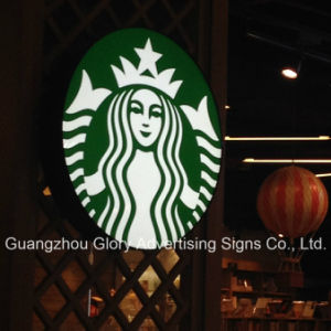 Outdoor Light Sign/Coffee Shop Light Box/ LED Coffee Shop Sign pictures & photos