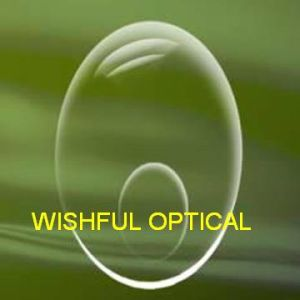Cr39 1.499 Round-Top Bifocal Lens (70/28mm) pictures & photos
