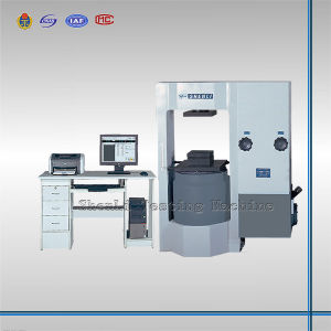 Electro-Hydraulic Servo Compression Testing Equipment (2000kN)) pictures & photos