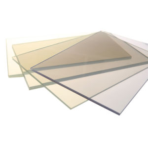 PVC Foam Board in Plastic Sheets for Advertising pictures & photos