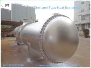 Shell and Tube Heat Exchanger for Sea Water and Oil Cooling pictures & photos