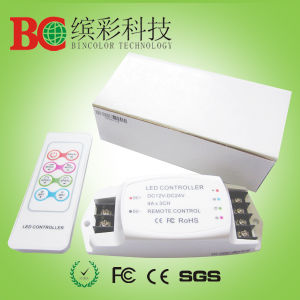 Constant Voltage RGB Controller 4A*3channels with Remote (BC-361-4A)