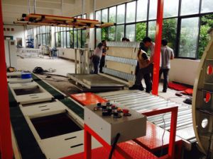 Gst-Zxj Solar Panel Wrapping Machine in Solar Module Production Line