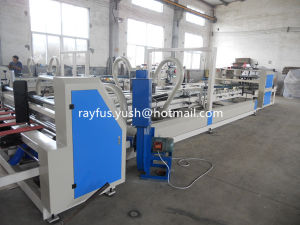 Semi Automatic Flexo Printer Slotter Die Cutter Machine pictures & photos