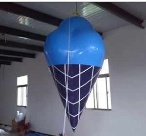 Inflatable Ice Cream Helium Balloon, Advertising Balloon with Logo Printing pictures & photos