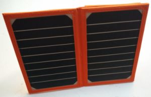 10W Sunpower Solar Foldable Mobile Phone Charger for iPad Electric Book pictures & photos