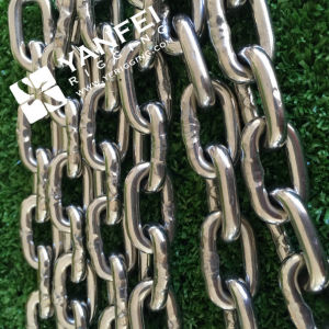 DIN766 Stainless Steel Chain for Marine pictures & photos