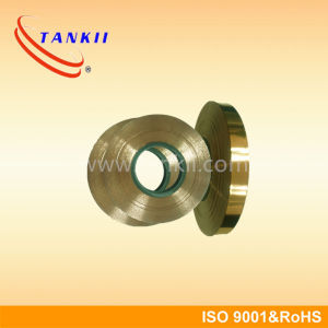 Round Rod CW101C High Hardness Copper Alloy C17200 pictures & photos