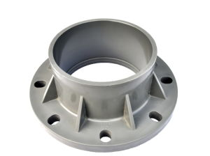 Standard PVC Pipe Fitting Flange pictures & photos