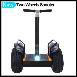 Popular Self Balance Electric Scooter with Adjustable Handlebar pictures & photos