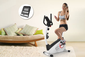 New Indoor Magnetic Fitness Bike with 16-Level Ebc Control