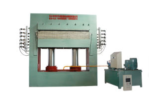 Flat Lamination Machine of Furniture Veneer
