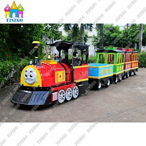 Modern Popular Amusement Mall Ride Trackless Train pictures & photos