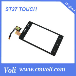 Mobile Phone Touch for Sony Ericsson St27 Touch Screen pictures & photos