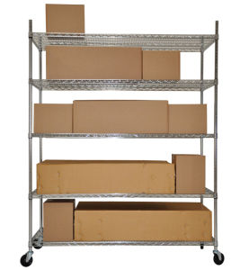 NSF Approval Wire Metal Warehouse Rack Numbering System pictures & photos
