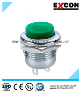 Pb02 Push Button Switch Touch Switch with Reset Function pictures & photos