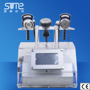 New Design Portable Ultrasound Cavitation RF Radio Frequency Vacuum Fat Buring Cellutile Removal Equipment pictures & photos
