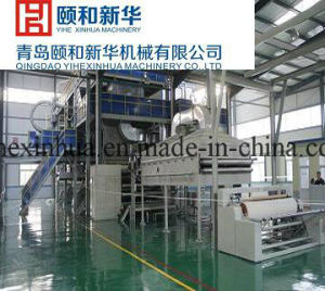 Nonwoven Fabric Production Line SMMS 1600mm pictures & photos