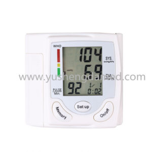 Cheapest Medical Equipment Healthcare Machine Blood Pressure Monitor pictures & photos