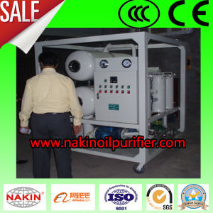 Series Zyd Double-Stage Vacuum Transformer Oil Filtration Machine pictures & photos