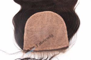 Human Hair Closure 5*5 Silk Top Hair Closure pictures & photos