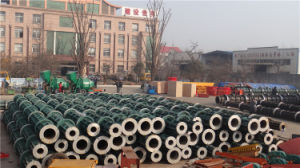 Steel Concrete Electrical Pole Plant Sy-Pole pictures & photos