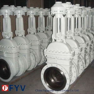 API Stainless Steel/Carbon Steel Flanged Ends Gate Valve (Z41H) pictures & photos