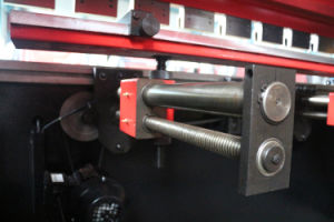 Durmapress Hydraulic CNC Press Brake 100/3200 with Delem Control pictures & photos