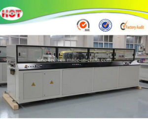 Wood Plastic Profiles Extruder/Making Machine for Floor/Slab/Blind/Panel pictures & photos