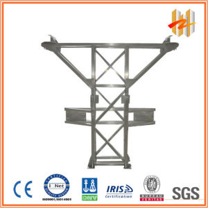 Aluminium Electric Tower Used for Electric Transmission (ZW-ET-001)