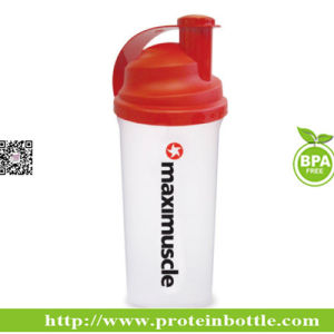 600ml FDA Grade Plastic Protein Shaker pictures & photos