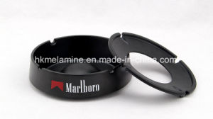 Melamine Ashtray with Lid (AT001) pictures & photos