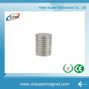 (20*20mm) Strong Neodymium Disc Magnets pictures & photos