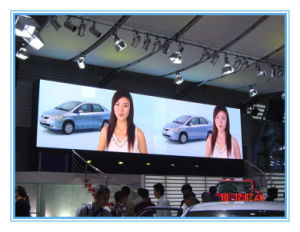 P6 HD Full Color Indoor LED Video Display (Nova-card) pictures & photos