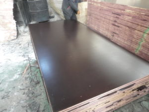 Film Faced Plywood 1250*2500 pictures & photos