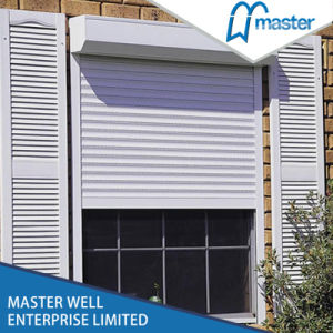 Rolling Shutter Window/Insulated Roller Shutter Slats pictures & photos