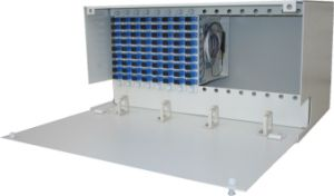 PLC Splitter Rack Mounted Cabinet