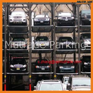 Quad Triple Parking Automobiles Stacker pictures & photos