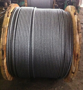 Steel Wire Rope 6X37 for Slings pictures & photos