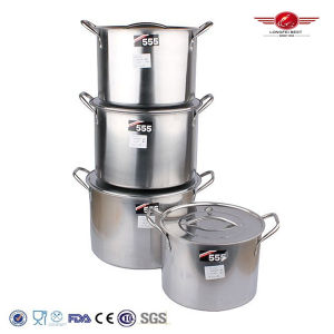 Stainless Steel Soup Pots pictures & photos