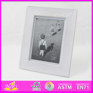 2014 Hot Sale New High Quality (W09A032) En71 Light Classic Fashion Picture Photo Frames, Photo Picture Art Frame, Wooden Gift Home Decortion Frame pictures & photos