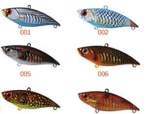 Good Quality Vib Hard Lure Fishing Lure Fishing Tackle pictures & photos