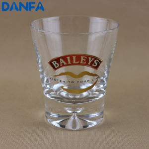 250ml Whisky Glass with Bubble on The Bottom (RG005) pictures & photos